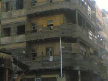 البيوت الخشبيه القديمه ببورسعيد