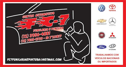 FC7 FUNILARIA E PINTURA