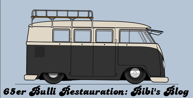 65er VW Bullirestauration