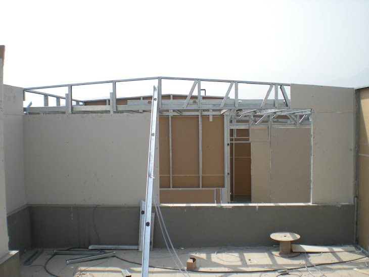 CONSTRUCCION DE DEPARTAMENTO
