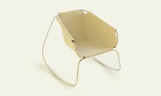 Sedia a dondolo dal salone satellite design per bambini - Sedia a dondolo per allattamento ...