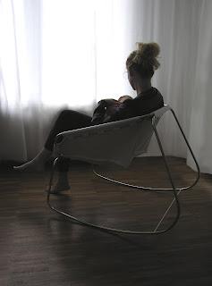 kosmos project lulu chair poltrona allattamento ewa bochen
