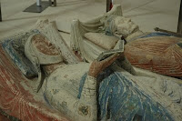 Eleanor of Aquitaine's crypt