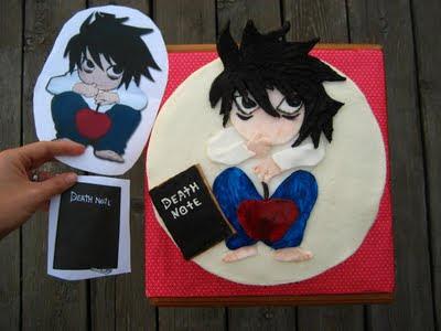 Anime Cake Blog (for shini :P) - Blog by hdhinsa - IGN