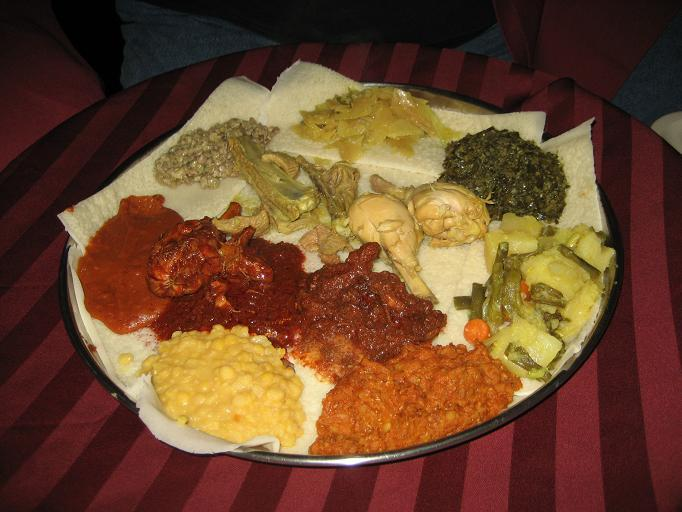 Kitchen bliss blue nile ethiopian restaurant