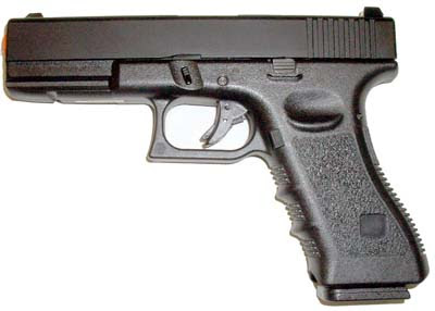 GP BELL G17 Mei NEW Bell G17 Gas Blowback Pistol Just Arrived!