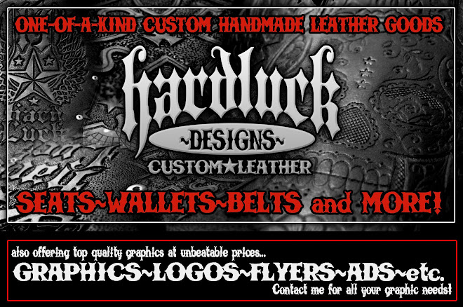 Hard Luck Designs Custom Leather