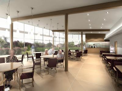 Perspectives concours maison de retraite mig3d for Architecture maison de retraite