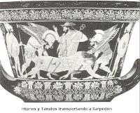 Hipnos y Tánatos