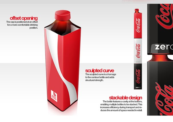 coke eco packaging