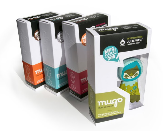MUGO packaging Need your Packaging fix? Spectacular Illustration + Text Art Packaging Designs