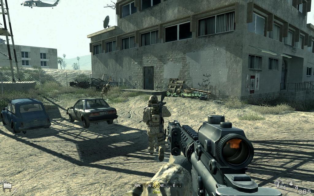 call of duty modern warfare multiplayer download kickass