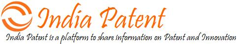 India Patent - Patent Information