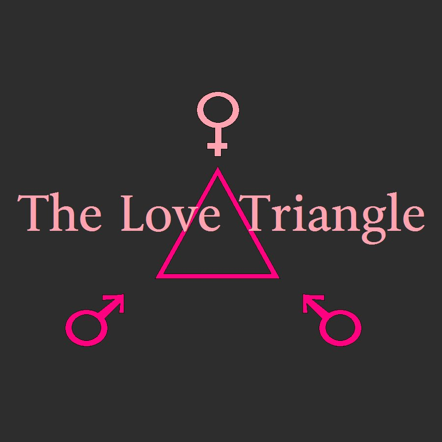 Quotes About A Love Triangle : the love triangle anime love triangle bored how the love triangle will