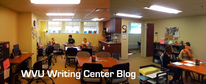 WVU Writing Center Blog