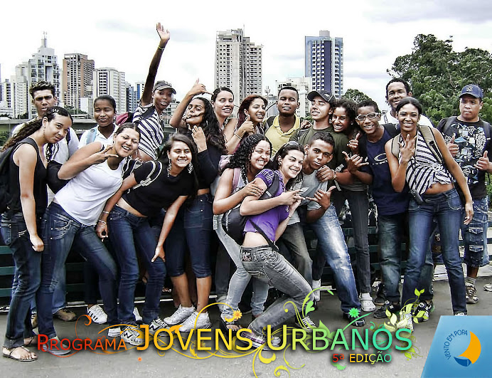 Programa Jovens Urbanos 5ª Ed.