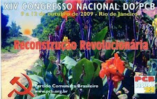XIV  CONGRESSO NACIONAL DO PCB  -  2009