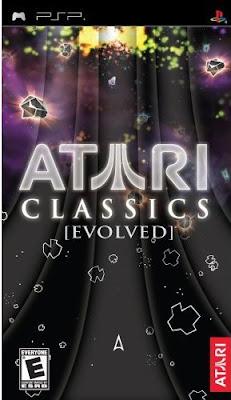 atari classics evolved Atari Classics Evolved (PSP) 1 LINK