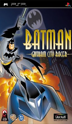 Batman Gotham City Racer (PSP - PSX)
