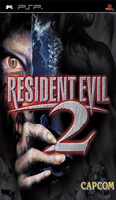 Resident Evil 2 Claire (PSP - PSX)