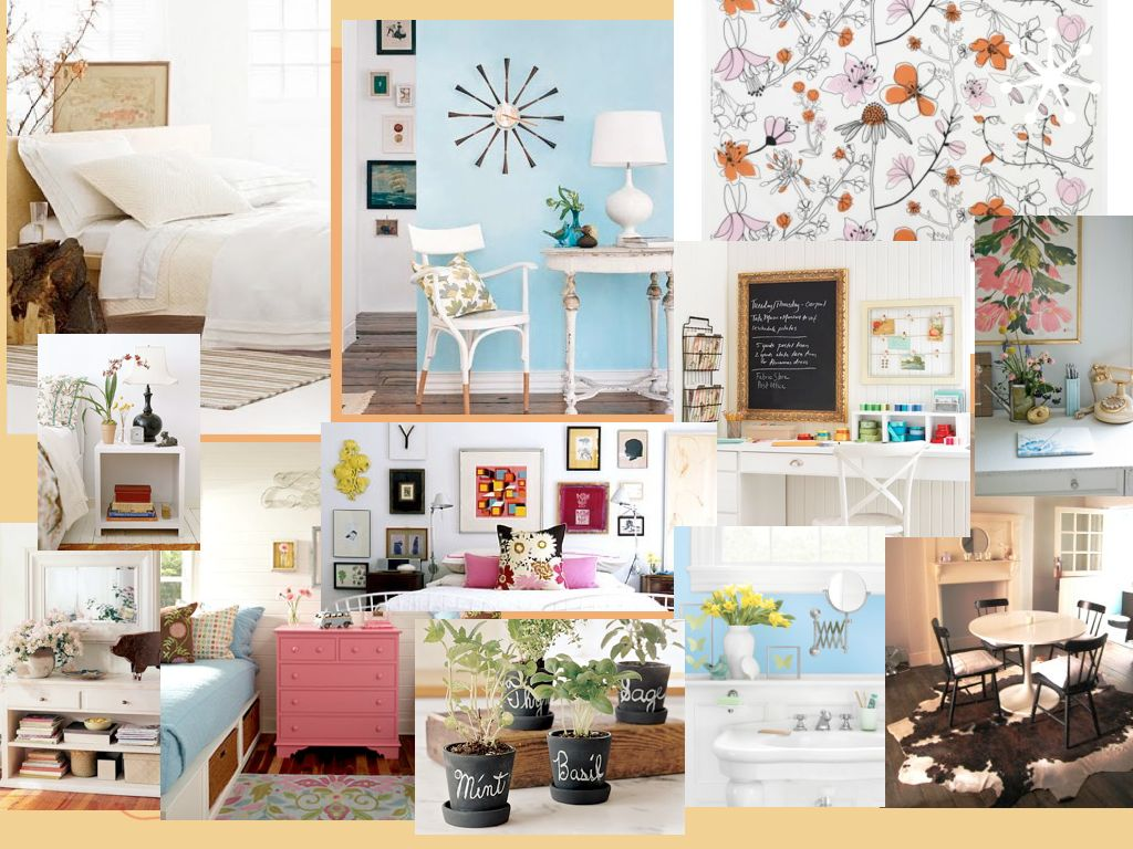 Lillies and Biscuits: Mood Board