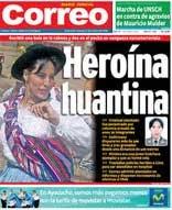 Diario Correo Ayacucho