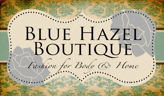 Blue Hazel Boutique