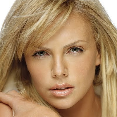 Hollywood Celebrity - Charlize Theron