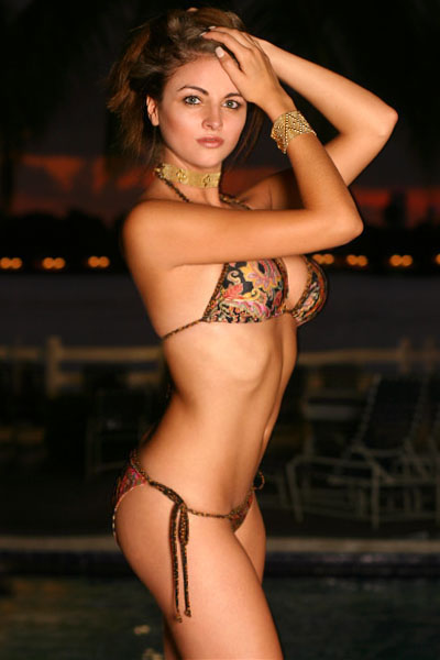 Maria Kanellis Bikini