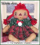 """Valerie Ann ~ 14"""" doll"""