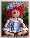 """Olivia Ann ~ 12"""" doll"""