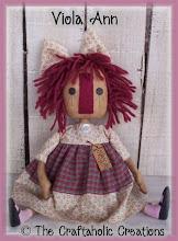 """Viola Ann ~ 16"""" doll"""