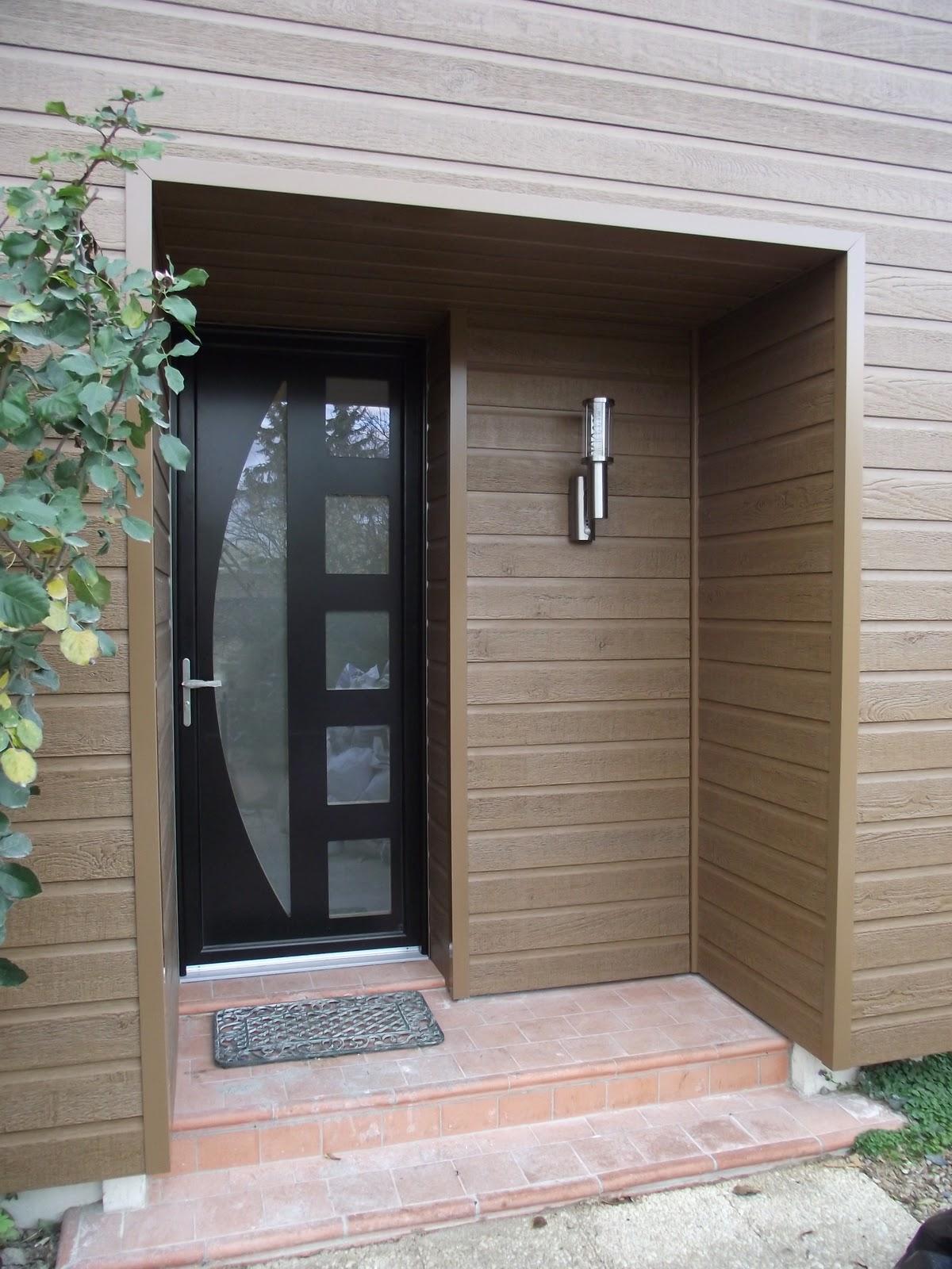 Maison bois et extensions sarl didier rouger maison et for Maison extension bois
