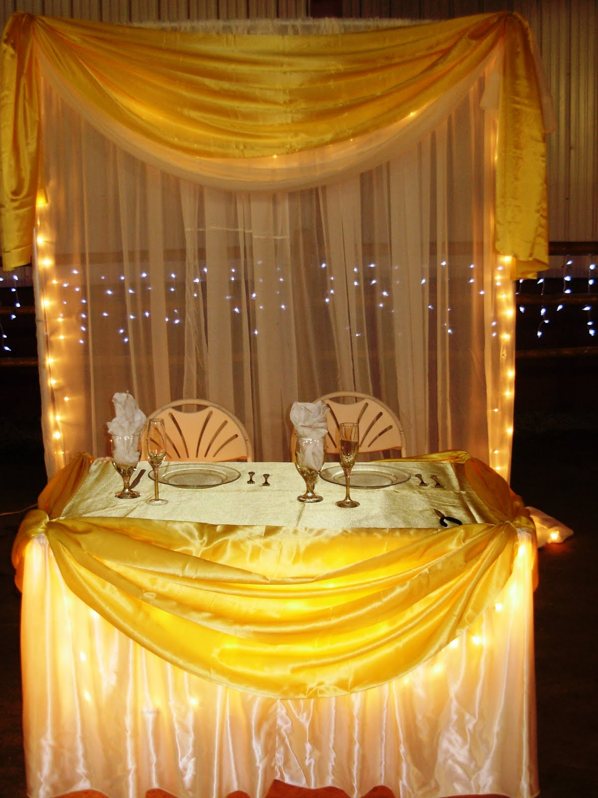 Venues and Brides: Decorating Ideas with Cherished Events