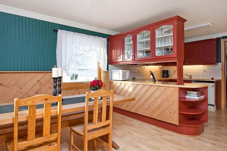 Chic   romantique: kjøkkenet i all sin prakt