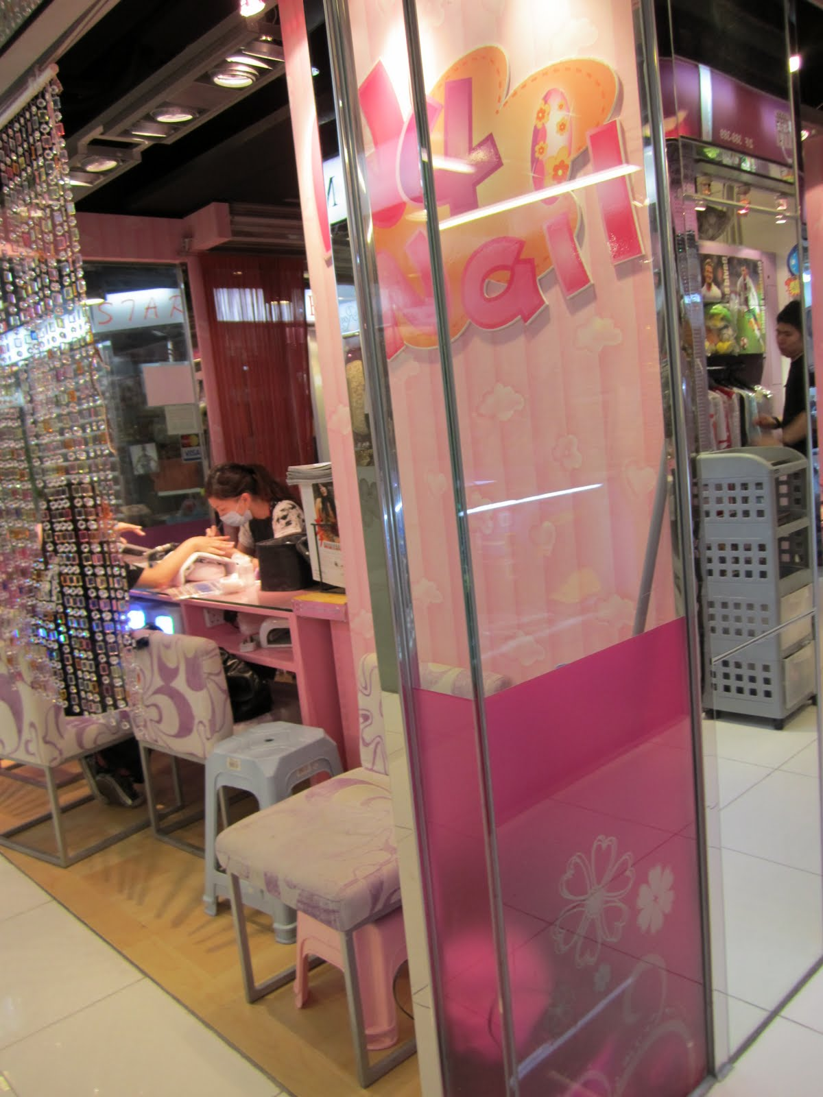 Create your own beauty with frulein38 may 2010 nail art shops can only be found in smaller shopping centre or private buildings in hong kong that means doing nail art is not yet very common in hong prinsesfo Images