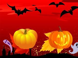 Free Halloween Vector Pumpkins