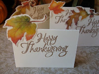 Thanksgiving Paper Greetings