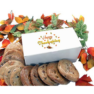 thanksgiving cookie gift wallpaper