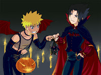 Naruto Halloween Pictures