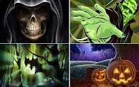 amazing halloween wallpaper collection