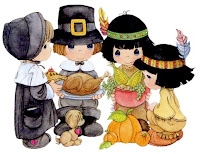 Free Thanksgiving Kids Ecards