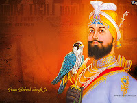 wallpaper of shri guru govind singh ji