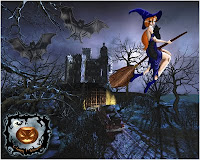 halloween holiday wallpaper background
