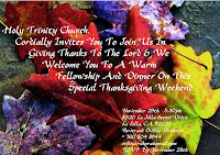 Spiritual Thanksgiving Poems