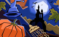 halloween mac wallpapers