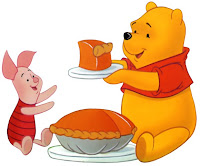 winnie the pooh thanksgiving pictures