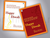 deepawali paper wishes