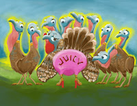 spyware wallpaper on thanksgiving