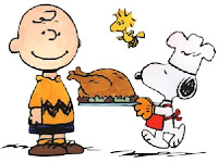 Thanksgiving Charlie Brown Peanuts eCards